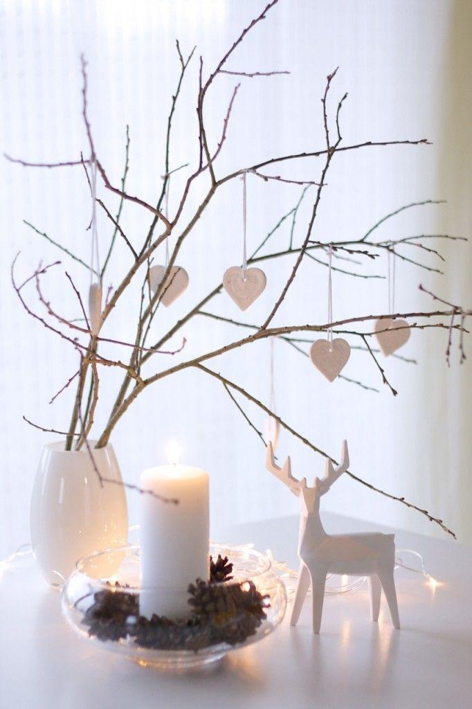świąteczne dekoracje w domu