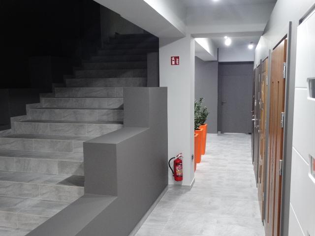 projekt salonu / sklepu